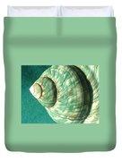Seashell In Sunlight2 Duvet Cover