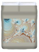 Seashells Duvet Cover