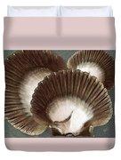 Seashells Spectacular No 22 Duvet Cover by Ben and Raisa Gertsberg