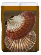 Seashells Spectacular No 53 Duvet Cover