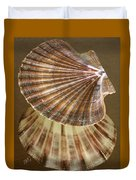 Seashells Spectacular No 54 Duvet Cover