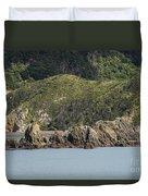 Seaside Rocks Duvet Cover
