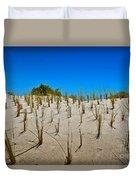 Seaside Sand Dunes Duvet Cover