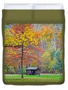 Seasonal Sensation Duvet Cover