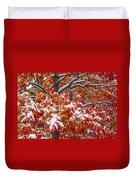 Seasons Of Change Duvet Cover