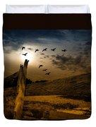 Seasons Of Change Duvet Cover by Bob Orsillo