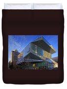 Seattle Library Duvet Cover
