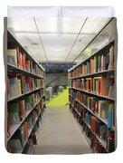 Seattle Public Library Duvet Cover