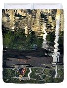 Seawalk Reflected Duvet Cover