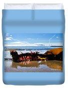 Seaweed 1 Duvet Cover