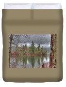 Secluded Cove Duvet Cover