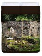 Secluded Domicile Duvet Cover