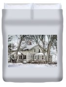 Secluded Old House Duvet Cover
