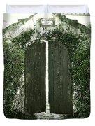 Secret Garden Duvet Cover