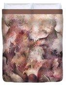 Secrets And Lace Duvet Cover