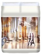 Secrets Of The Hermitage. Duvet Cover