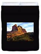 Sedona Arizona V Duvet Cover