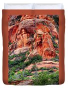 Sedona Perspective Duvet Cover
