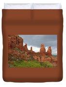Sedona Sandstone Duvet Cover