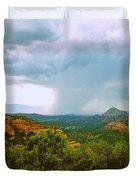 Sedona Storm Duvet Cover