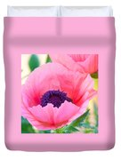 Seductive Poppy Duvet Cover
