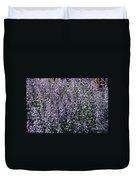 Seeing Lavender Duvet Cover