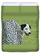 Seeing Spots Duvet Cover