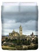 Segovia Surrounded Duvet Cover