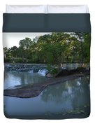 Seguin Tx 01 Duvet Cover by Shawn Marlow