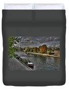 Seine Study Number One Duvet Cover