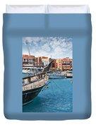 Sekalla Marina Egypt Duvet Cover