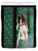 Selena Gomez-8678-1 Duvet Cover