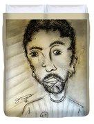 Self-portrait #2 Duvet Cover