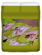 Selling Betel Nut For Chewing In Tachilek-burma Duvet Cover