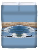 Selsey Mirrored Duvet Cover