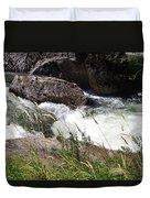 Selway Falls Duvet Cover