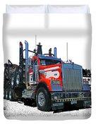 Semi Trucks Catr3120-13 Duvet Cover