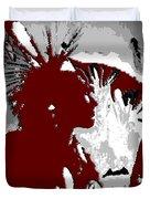 Seminole Nation Duvet Cover