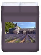 Senanque Abbey Duvet Cover