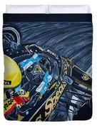 Senna Onboard Duvet Cover