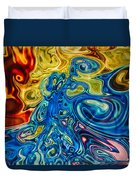 Sensational Colors Duvet Cover