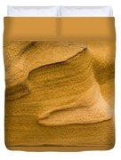 Sensual Sand Duvet Cover