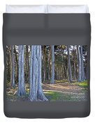 Sentinels Duvet Cover