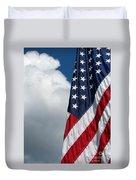 September Flag Duvet Cover