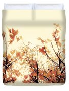 September Song Duvet Cover