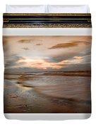 Serene Sunrise Duvet Cover