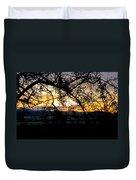 Serengeti Sunset Duvet Cover