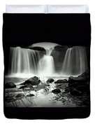 Serenity And Majesty Duvet Cover