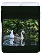 Serenity Swim Duvet Cover