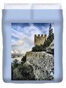 Sesimbra Castle Duvet Cover